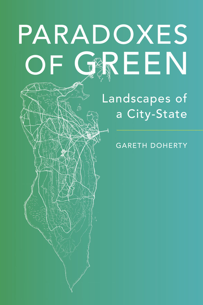 Paradoxes of Green cover