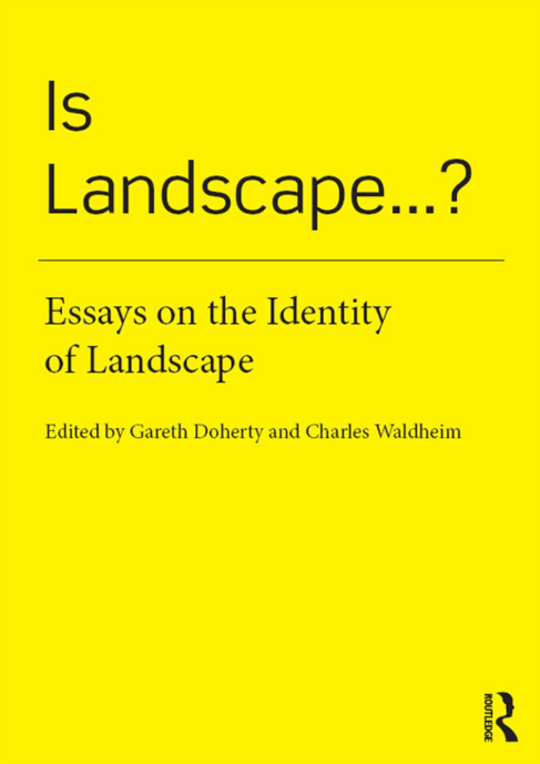 Is Landscape cover