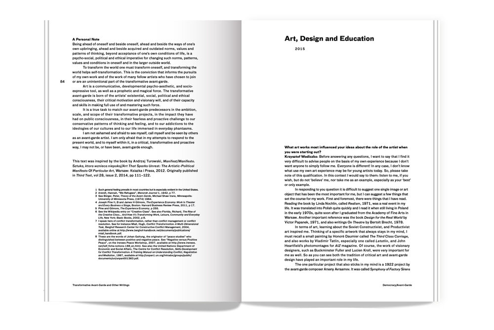 Art, Design, and Education essay excerpt