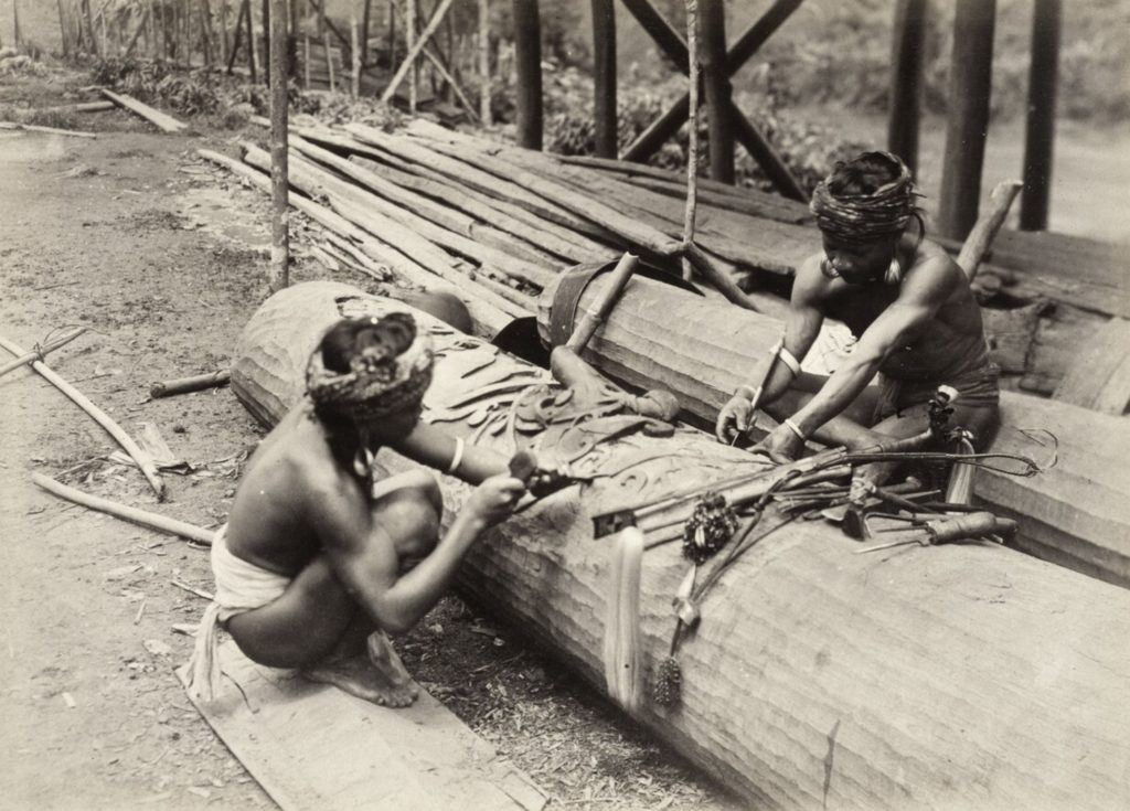 Indigenous people of Borneo